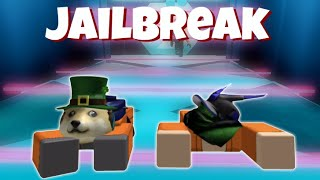 Roblox Jailbreak Funny Criminal Moments