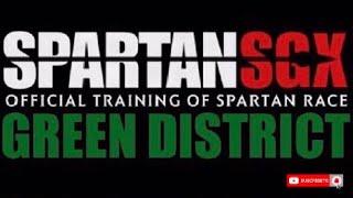 Spartan race barcelona 2014. raining last sentence output By Antonio marcos jose