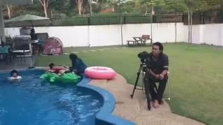 behind the scene melodi raya   lebaran terindah artis fmc