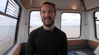 Lifestyle Entrepreneur living in a Van