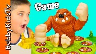 Play Mashin Max Game with HobbyKidsTV
