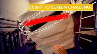 THREE tips for #ScriptToScreen