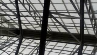 Дождь + стеклянная крыша...(, 2016-08-30T13:21:13.000Z)