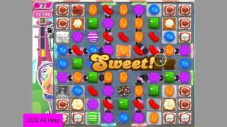 Candy Crush Saga Level 1256 NO BOOSTERS
