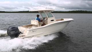 Scout Boats 255 LXF - Running Video