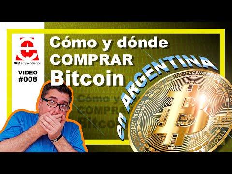???????????? Cómo Y Dónde Comprar BITCOIN En ARGENTINA   2020 ????????