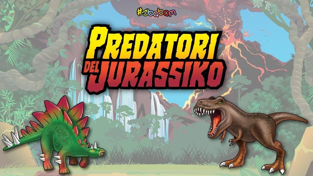 Incredibili battaglie con i Predatori del Jurassiko 🦖
