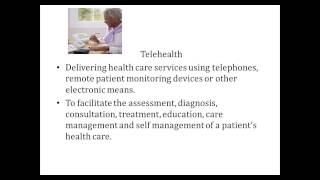 Telemedicine Coding, Billing and Reimbursement Webinar - August 20, 2015
