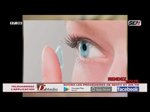 RENDEZ- VOUS : Actu Santé les méfaits du port de lentilles