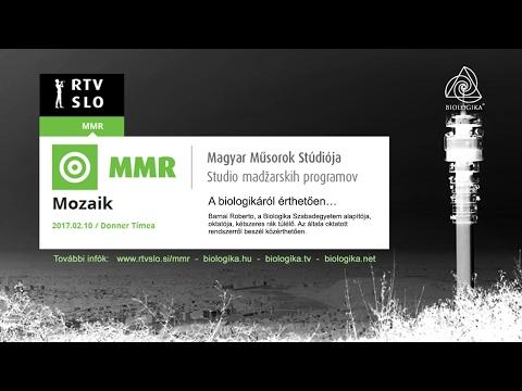 Muravidéki Magyar Rádió - Barnai Robertóval készített riportot Donner Tímea (mmr, biologika)
