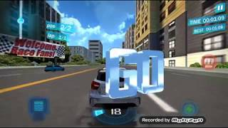 car game need for speed (game finish)