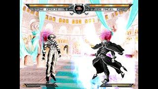 sula y stone orochi vs f-element kyo y fallen angel igniz com vs com