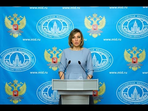 Briefing by Maria Zakharova, December 27, 2016