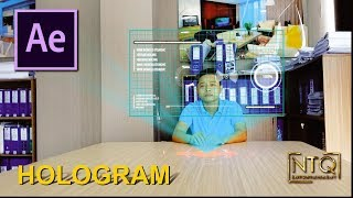 NTQ Entertainment -  After Effects  -  Công nghệ Hologram