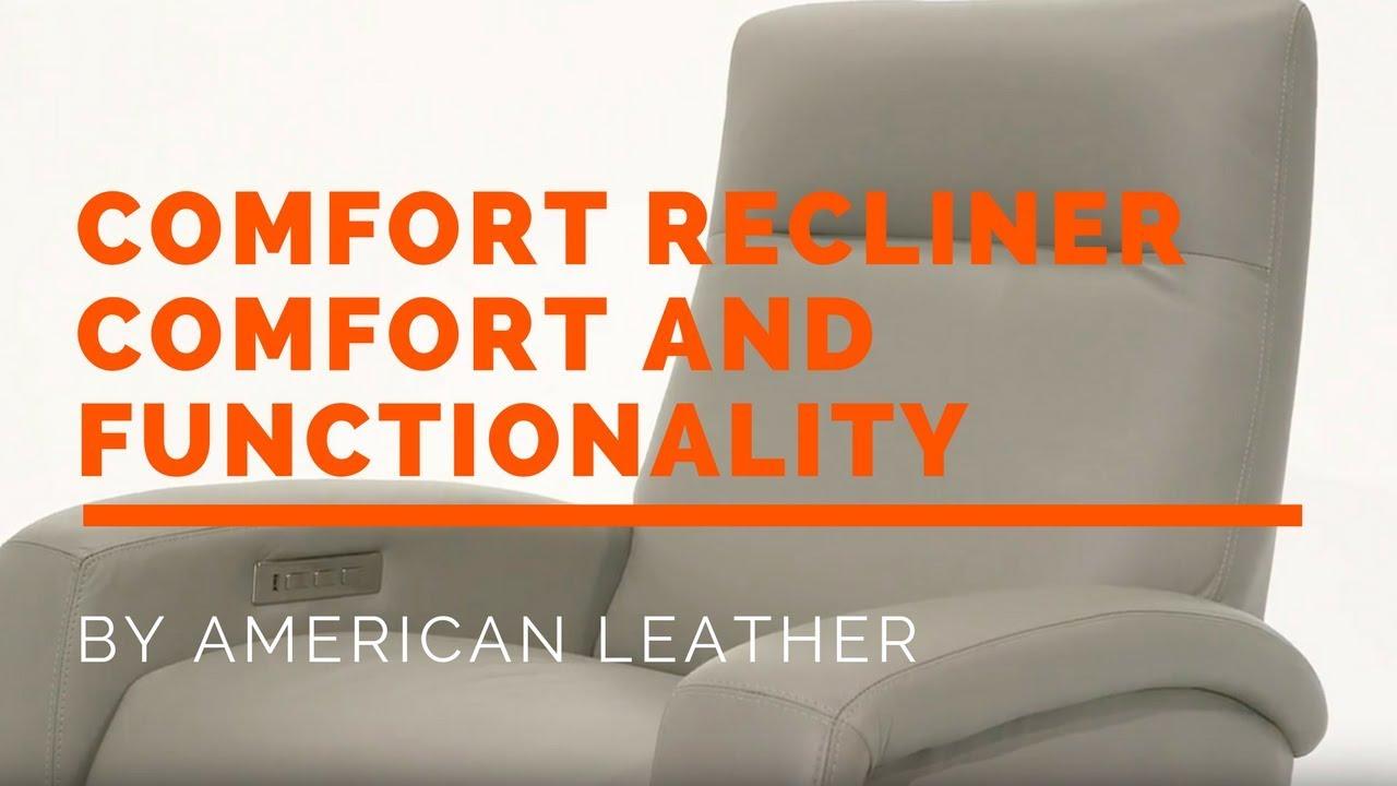 American Leather Comfort Recliner