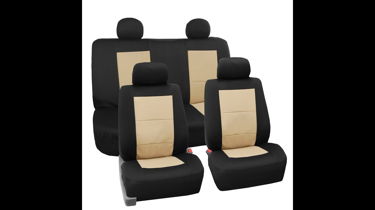 Premium Waterproof Seat Covers