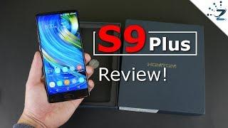 Homtom S9 Plus Review - Samsung Galaxy S9 clone? Weird