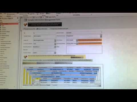 Simple Lims Software Demo Youtube