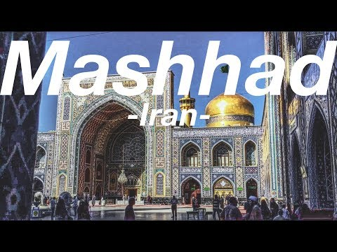 Mashhad: The holy shrine and my gate to TURKMENISTAN | The Long Road Ep. 33