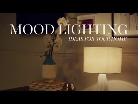 M&S Home: Mood Lighting Ideas For Your Home