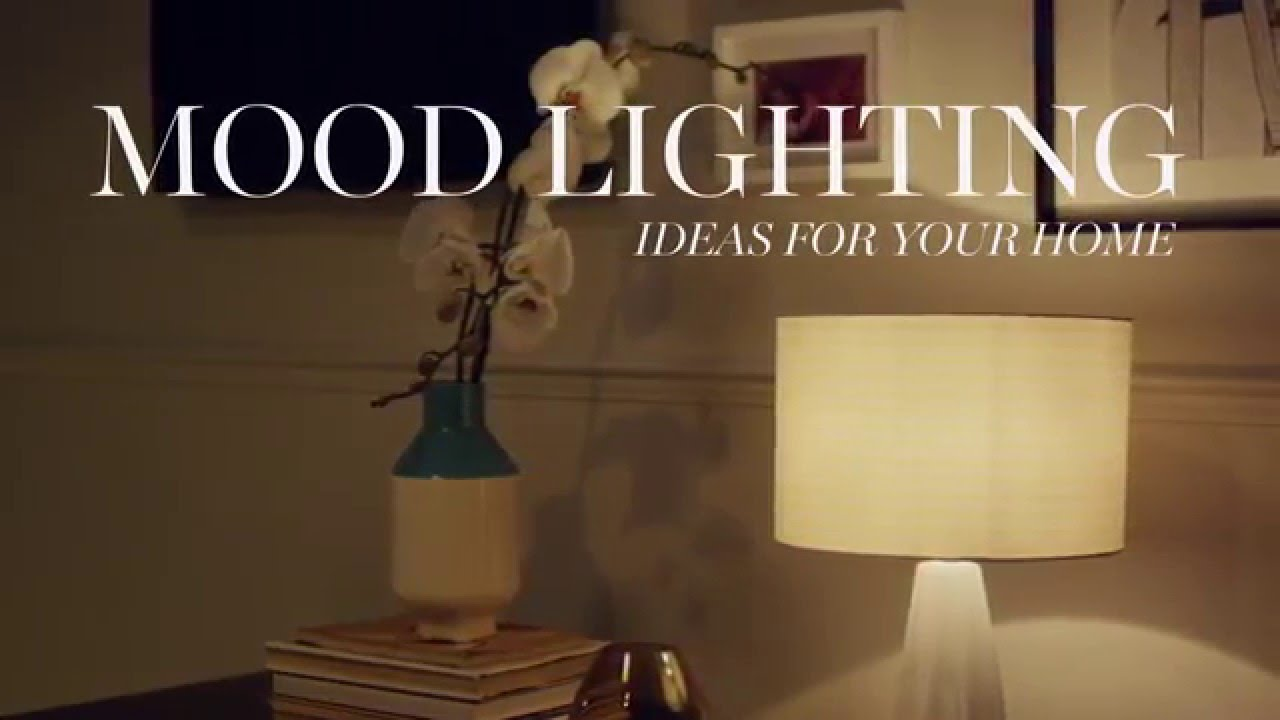 M s home mood lighting ideas for your home youtube for Mood light designs