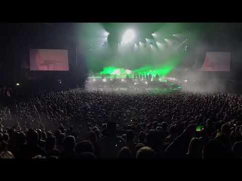 Gorillaz Live @ Paris, Zenith - 24.11.2017 _ Intro