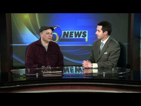 Evan Pinsonnault and Bobcat Goldthwait talk