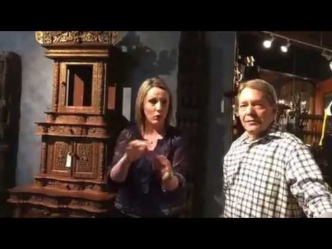 Eron Johnson Antiques Shop Owner Spotlight | Denver, Colorado