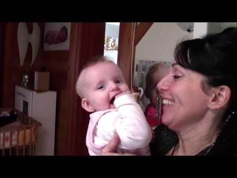 Vom Kuss zum Baby.aus dem Bauch mitten ins Herz ♥ Babys erstes Weihnachten ♥