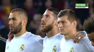 Toni Kroos vs Barcelona (A) 15-16 1080i HD