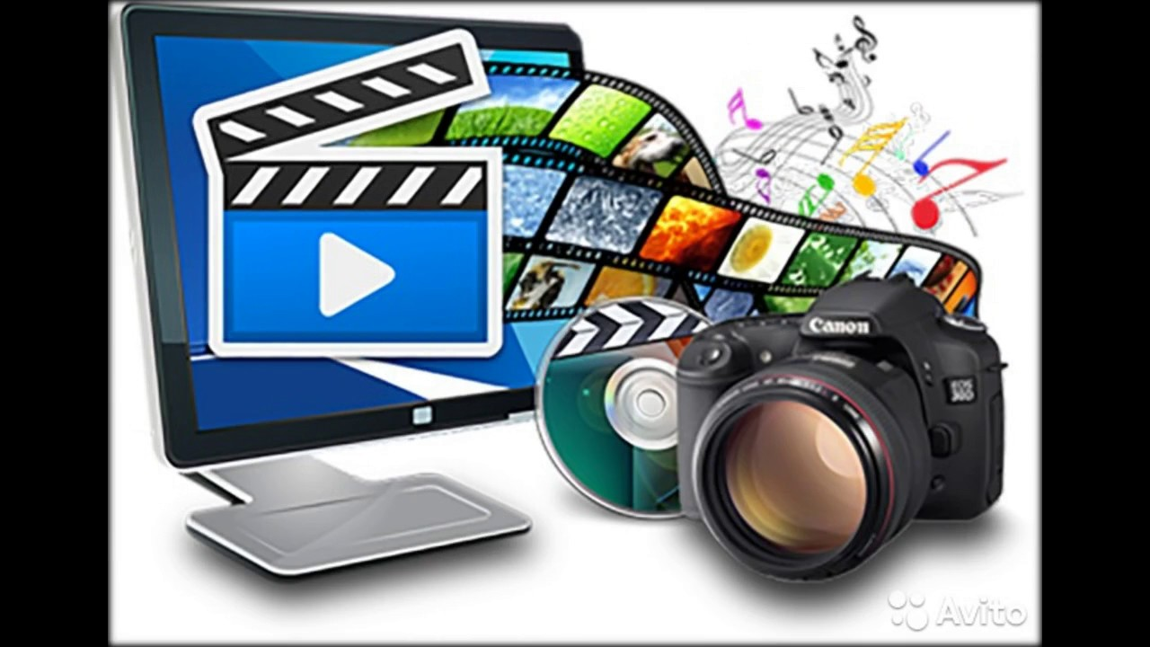 Онлайн создание видео открытки