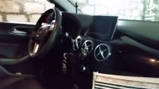Mercedes-Benz B-Class 2014 год 2,0 Турбо  бензин - метан. Замена фильтра салона.