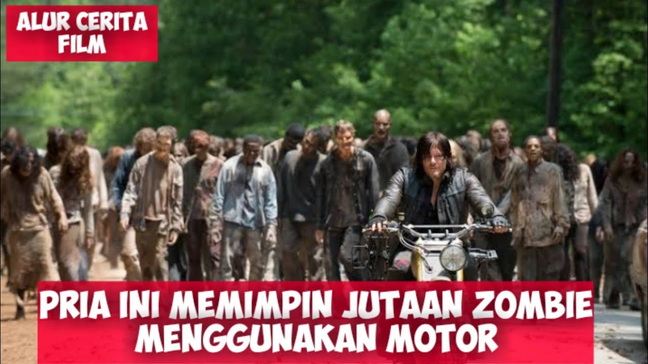 Download JUTAAN ZOMBIE MENYERANG DUNIA || ALUR CERITA FILM THE WALKING DEAD S6 EPS 1&2