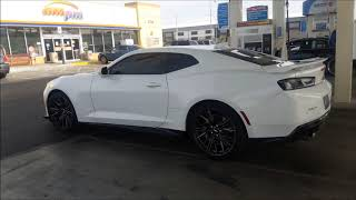 White 2018 Camaro ZLE  In Las Vegas