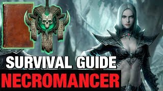 Necromancer Pestilence Starter Build Guide Patch 2.6.6 Season 18 Diablo 3