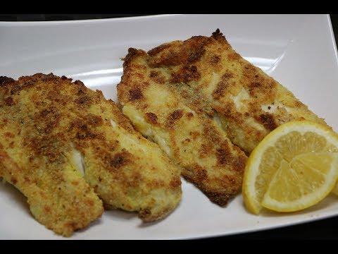 Baked Fish Recipe - Easy Baked Tilapia