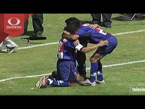 Atlante 5-1 Jaguares Clausura 2003 | Televisa Deportes
