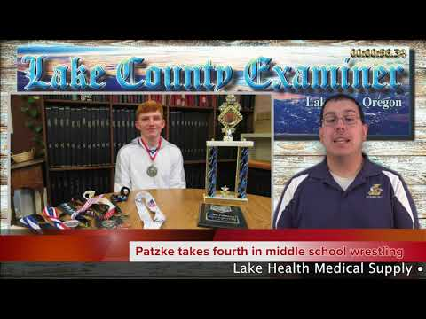 Lake County Flash: Friday, March 23, 2018