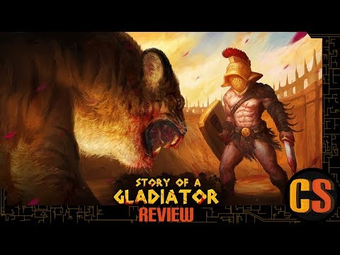 STORY OF A GLADIATOR - PS4 REVIEW