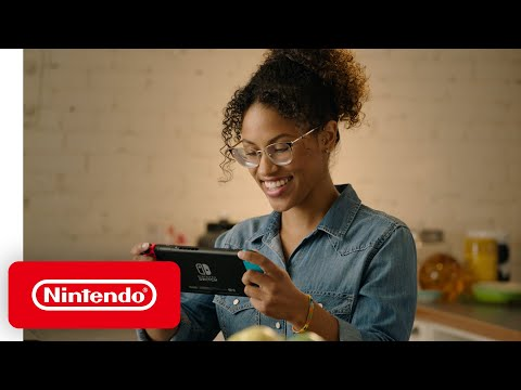 Welcome to Nintendo Switch!