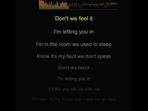 Gromee - One Last Time ft. Jesper Jenset (tekst/lyrics)