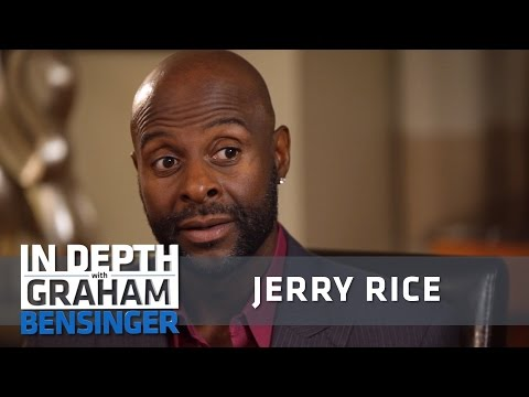 Jerry Rice: There is crying in football
