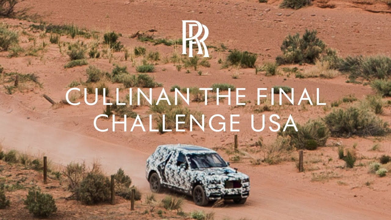 Inspiring Greatness Episode 8: Cullinan | The Final Challenge | USA
