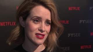 'The Crown' star Claire Foy felt 'protective' of Prince Philip