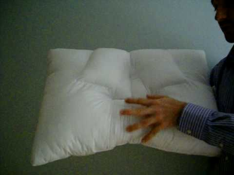 Neck Pillow For Neck Pain Relief  Neck Support  YouTube
