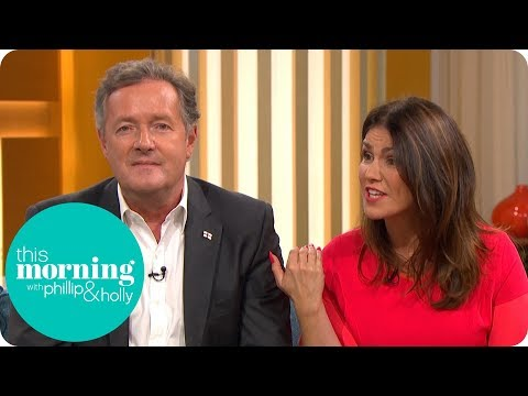 Piers Morgan and Susanna Reid Are Heading to Primetime! | This Morning