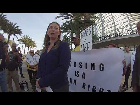 Press Release: Orange County SUED over homeless human rights violations(SHARE/SUBSCRIBE)