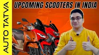 Upcoming  Scooters in India 2019   Hindi   Auto Tatva
