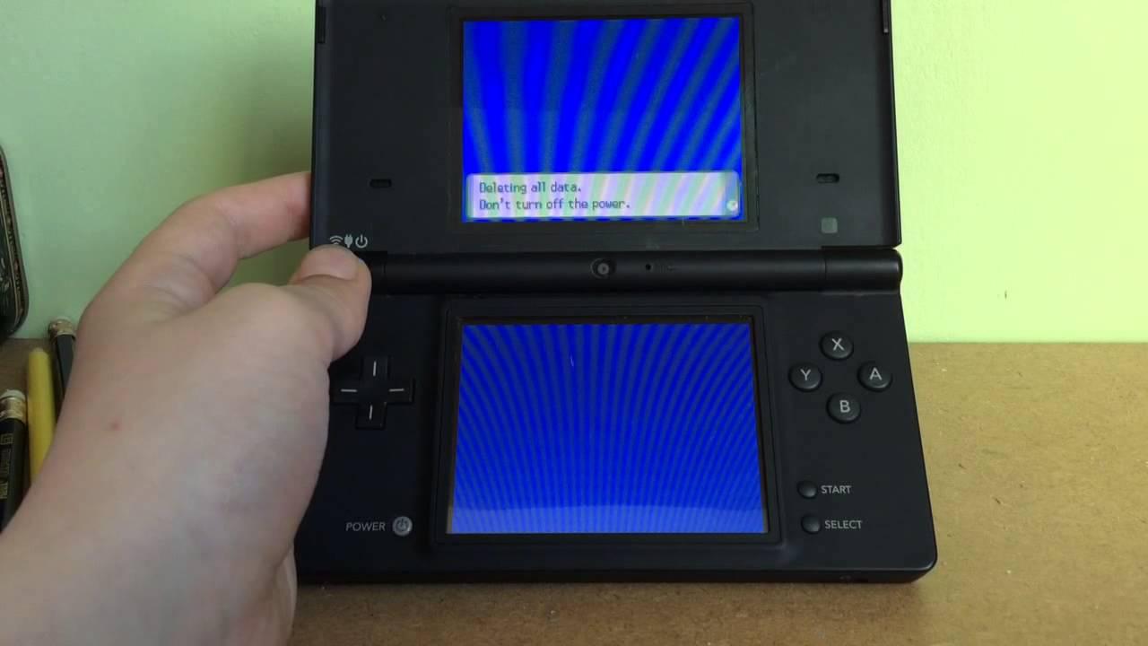 how to restart pokemon platinum