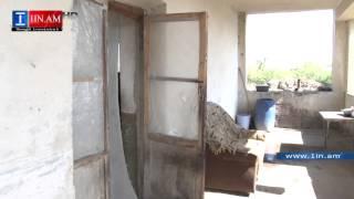 Կիսաքանդ մանկապարտեզի շենքում ախ -վախով 3 ընտանիք է ապրում